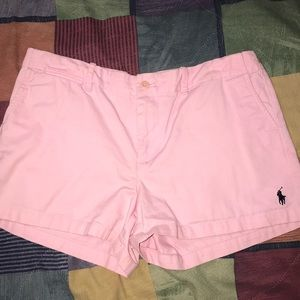 Soft pink Ralph Lauren Shorts